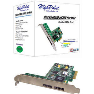 HighPoint RR2314M2 RocketRAID 2-Port SATA Controller