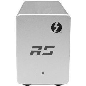 HighPoint RS6328L RocketStor 6328L Dual 20Gb/s Thunderbolt 2 to 8x 6Gb/s SATA Adapter