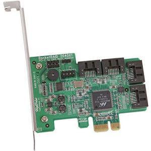 HighPoint RR2640X1 4 Channel PCI-Express x1 SAS RAID Controller