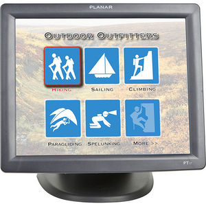 """Planar 997-4158-01 PT1700MX 17"""" LCD Touchscreen Monitor - 5:4 - 5 ms"""
