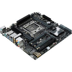 ASUS X99-M WS Workstation Motherboard - Intel Chipset - Socket LGA 2011-v3