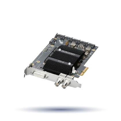 PCIE Audio Accelerator