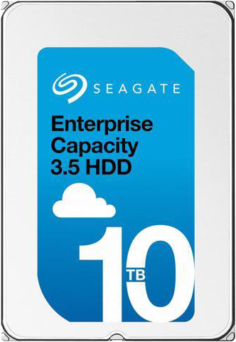 SEAGATE 10TB ENTERPRISE HDD