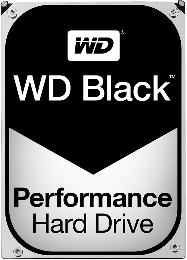 WESTERN DIGITAL BLACK PERFORMACE HDD