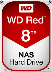 WESTERN DIGITAL RED PERFORMACE HDD