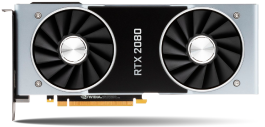 GEFORCE RTX 2080 FE