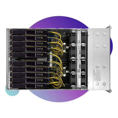 AMD AI Servers