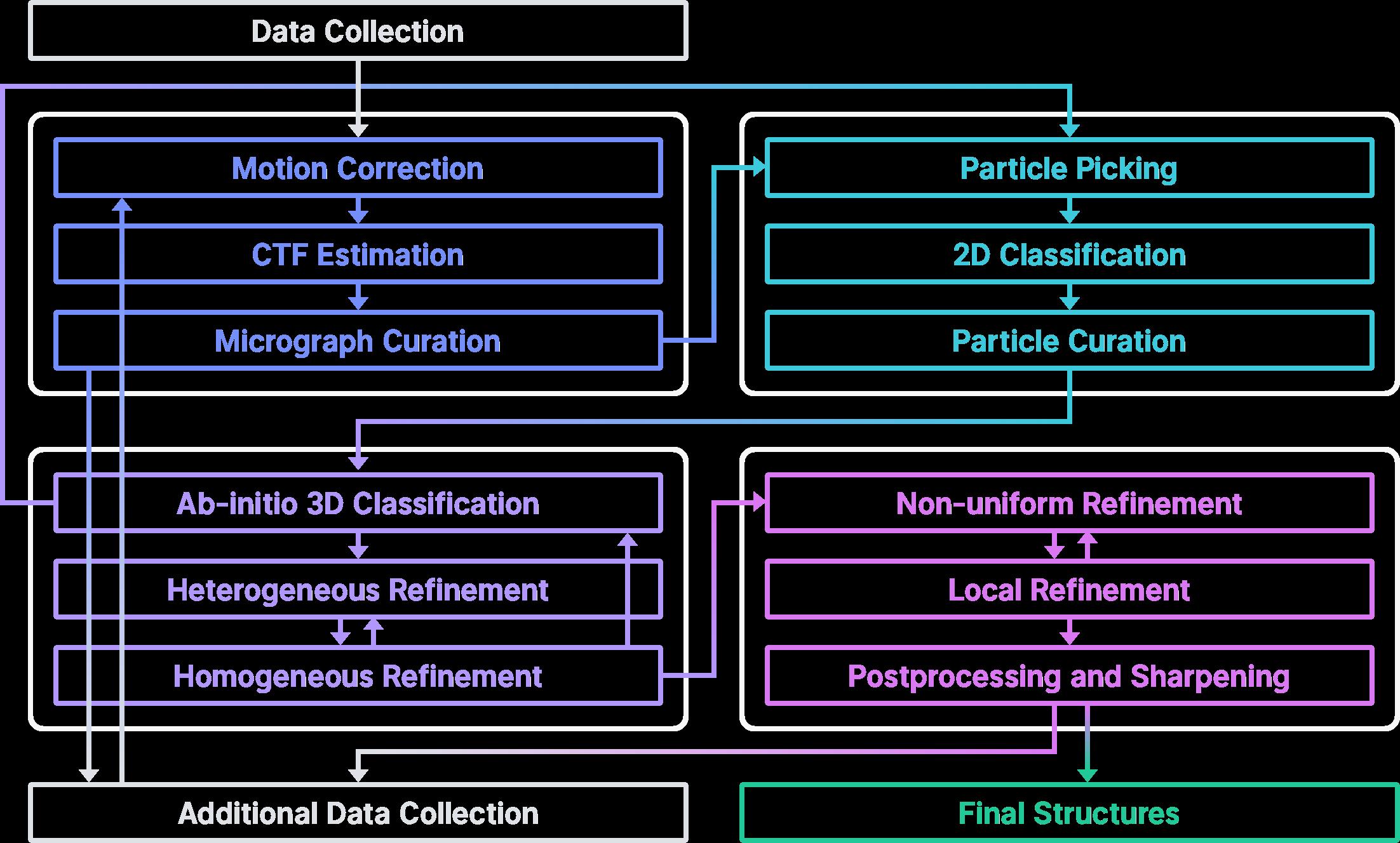CryoSPARC Processing Pipeline