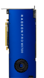 Radeon Pro WX7100