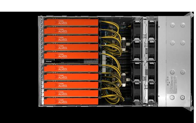Exxact XILINX Server