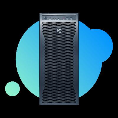 TensorEX 4U Server