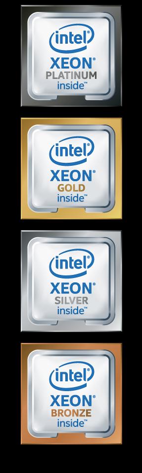 Xeon badges