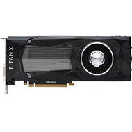 NVIDIA 900-1G611-2500-000 GeForce TITAN X Graphic Card - 1.42 GHz Core - 12 GB GDDR5X - PCI-E 3.0