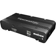 Matrox T2G-DP3D-IF TripleHead2Go Digital SE - MultiView - DisplayPort - DVI - USB