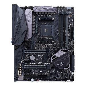 ASUS ROG CROSSHAIR VIHERO Gaming Motherboard - AMD Chipset - Socket AM4