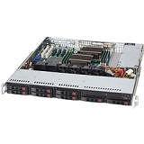 Supermicro CSE-113MTQ-563CB 1U 560/600W Rackmount Enclosure