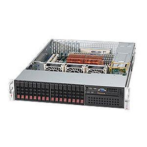 Supermicro CSE-213A-R900LPB SC213A-R900LPB 2U Server Case