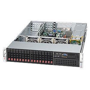 Supermicro CSE-213A-R900UB SC213A-R900UB 2U Server Case