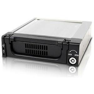 """iStarUSA T-7-SA SATA/SAS HDD 5.25"""" to 3.5"""" Hot-swap Rack"""