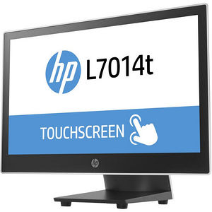 """HP T6N32AA#ABA L7014t 14"""" LED Touchscreen Monitor - 16:9 - 16 ms"""