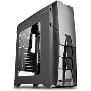 Thermaltake CA-1G2-00M1WN-00 Versa N25 Window Mid-Tower Chassis
