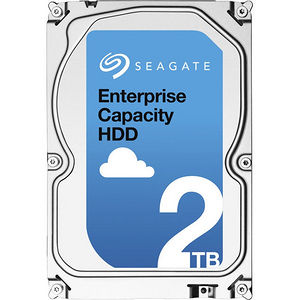 "Seagate ST2000NM0105 2 TB Hard Drive - SATA - 3.5"" Drive - Internal"