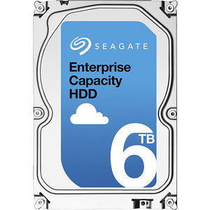 "Seagate ST6000NM0185 6 TB Hard Drive - SATA - 3.5"" Drive - Internal"