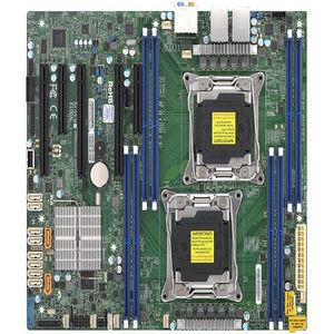 Supermicro MBD-X10DAL-I-O Server Motherboard - Intel Chipset - Socket LGA 2011-v3 - Retail Pack