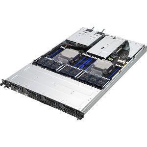ASUS RS700-E8-RS4 1U Rackmount Barebone - Intel C612 Chipset - Socket LGA 2011-v3 - 2 x CPU Support