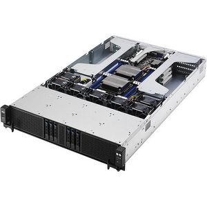 ASUS ESC4000 G3S Barebone System - 2U - 4x GPU - Intel C612 Chipset - Socket LGA 2011-v3 - 2x CPU