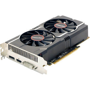 VisionTek 900807 Radeon R7 370 Graphic Card - 975 MHz Core - 2 GB