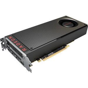 VisionTek 900898 Radeon RX 480 Graphic Card - 1.12 GHz Core - 8 GB GDDR5 - PCI Express 3.0 x16