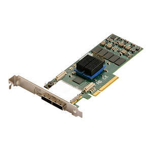 ATTO ESAS-R680-C00 ExpressSAS RAID 8-Port External 6Gb SAS/SATA to x8 PCIe 2.0 w/CacheAssure