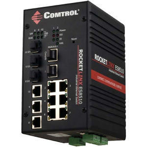Comtrol 32062-3 RocketLinx ES8510-XTE Ethernet Switch