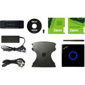 ZOTAC ZBOX-MI526-U ZBOX M Mini PC - Intel Core i3 (7th Gen) i3-7100U 2.40 GHz DDR4 SDRAM