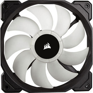 Corsair CO-9050061-WW SP120 RGB LED High Performance 120mm Fan - Three Pack with Controller