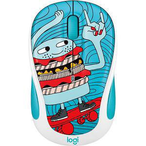 Logitech 910-005028 Doodle Collection M325c Wireless Mouse