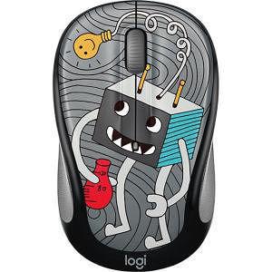 Logitech 910-005025 Doodle Collection M325c Wireless Mouse