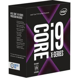 Intel BX80673I97900X Core i9 i9-7900X 10 Core 3.30 GHz Processor - Socket R4 LGA-2066 Retail Pack