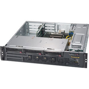 Supermicro CSE-825MBTQC-R802WB SuperChassis 2U Rackmount Chassis