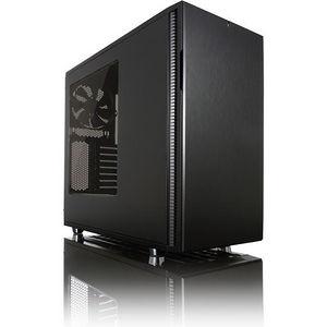 Fractal Design FD-CA-DEF-R5-BKO-W Define R5 Blackout Edition Window Mid Tower Case