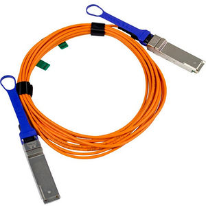 ATTO CBL_-0310-005 Ethernet Cable, QSFP Active Fibre, 5 Meter