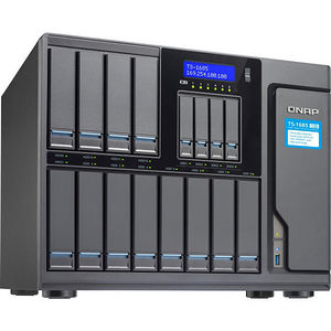 QNAP TS-1685-D1531-32G-US High-capacity 16-bay Xeon D Super NAS with