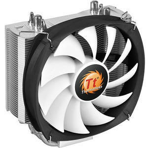 Thermaltake CL-P002-AL14BL-B Frio Silent 14 Cooling Fan/Heatsink