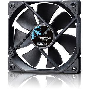 Fractal Design FD-FAN-DYN-X2-GP12-BK Dynamic X2 GP-12 Black Cooling Fan