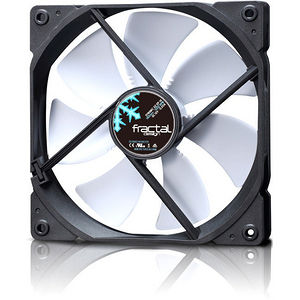 Fractal Design FD-FAN-DYN-X2-GP14-WT Dynamic X2 GP-14 White Cooling Fan