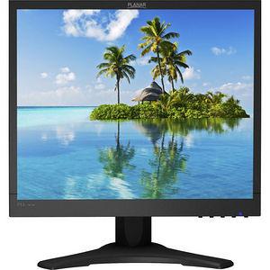 """Planar 997-7451-00 PLL1911M 19"""" Edge LED LCD Monitor - 5:4 - 5 ms"""