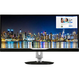 "Philips 298P4QJEB Brilliance 29"" LED LCD Monitor - 21:9 - 5 ms"