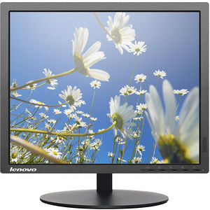 """Lenovo 60D7LAR1US ThinkVision T1714p 17"""" LED LCD Monitor - 5:4 - 5 ms"""