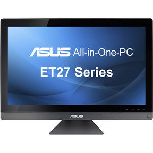 "ASUS ET2701INKI-B046C AIO - Intel Core i7-3770S 3.10 GHz - 27"" 1920 x 1080 - Windows 7 Home Prem"